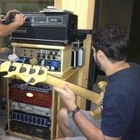 Photo taken at MeDstudio by Daniel P. on 6/5/2012
