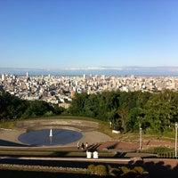 Photo taken at Asahiyama Kinen Park by N H. on 8/7/2012