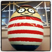 Photo taken at V&A Museum Of Childhood by eevil m. on 3/31/2012