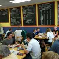 Photo taken at Big Top Deli by Tyler L. on 7/25/2012