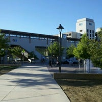 Photo taken at Pleasant Hill/Contra Costa Centre BART Station by John J. on 6/11/2012