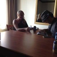 Photo taken at Holiday Inn Rockford(I-90&rt 20/State St) by Eddie J. on 9/8/2012