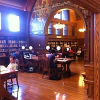 Photo taken at Cambridge Public Library by Sandra G. on 7/12/2012