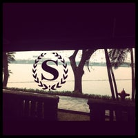 Photo taken at Sheraton Bandara Hotel by romy i. on 7/8/2012