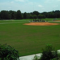Photo taken at Piedmont Park Active Oval by Friar F. on 8/18/2012