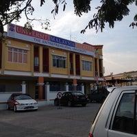 Photo taken at Universiti Malaysia Kelantan (UMK) by Khang Yee on 8/31/2012