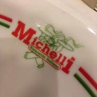 Photo taken at Michelli Ristorante Italiano by Luciana B. on 8/10/2012