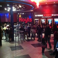 Photo taken at Cine Hoyts by Knary on 7/22/2012