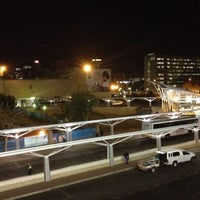 Photo taken at Gautrain Park Station by Juvan R. on 6/7/2012