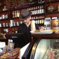 Photo taken at Casablanca Coffee by Melody P. on 6/22/2012