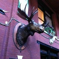 Photo taken at The Rathskeller by Derek T. on 6/4/2012