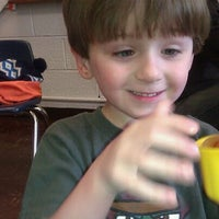 Photo taken at Greenwood Elementary School by Wendy C. on 3/27/2012