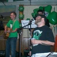 Photo taken at John Boyle O'Reilly Club by Dan L. on 3/17/2012