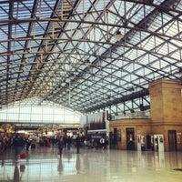 Photo taken at Aberdeen Railway Station (ABD) by Nikolay M. on 8/16/2012