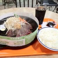 Photo taken at ペッパーランチ イオン幕張店 by Atsushi S. on 6/21/2012