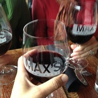 Photo taken at Max's Wine Dive San Antonio by Merilu M. on 3/10/2012