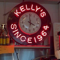 Photo taken at Kellys Big Burger by Tasha B. on 5/17/2012