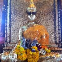 Photo taken at Wat Krok Krak by Boat H. on 4/22/2012