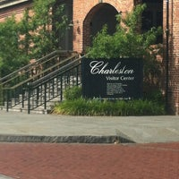 Photo taken at Charleston Visitor Center by Chuck N. on 6/24/2012