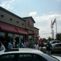 Photo taken at Chick-fil-A Knightdale by Jay B. on 8/1/2012