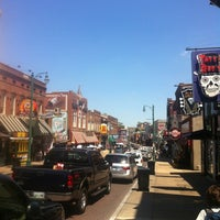 Photo taken at World Famous Beale Street by Eric C. on 6/6/2012
