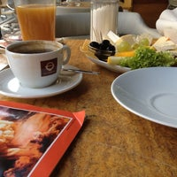 Photo taken at Roter Horizont by Alexander S. on 3/7/2012