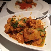 Photo taken at 2 Darbar Grill Fine Indian Cuisine by Lee H. on 7/18/2012