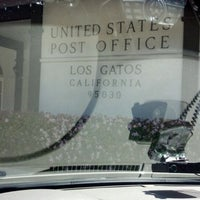 Photo taken at Los Gatos Post Office by Jesse B. on 4/16/2012