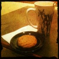 Photo taken at Cafe Gato Rojo by Jesse G. on 4/27/2012