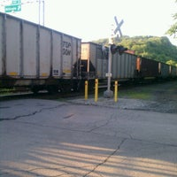 Photo taken at Train Track Trail - Sharpsburg to Millvale by Jason G. on 6/3/2012