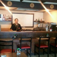Photo taken at Semi Yakitori Bar by Alexandre O. on 3/28/2012