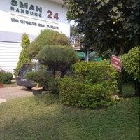 Photo taken at SMA Negeri 24 Bandung by rinda P. on 9/2/2012