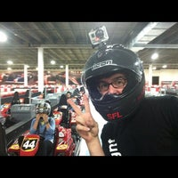 Photo taken at K1 Speed by Christopher L. on 3/9/2012