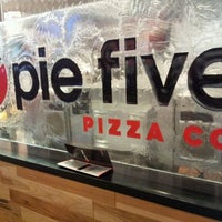 Photo taken at Pie Five Pizza Co. by Scott S. on 5/17/2012