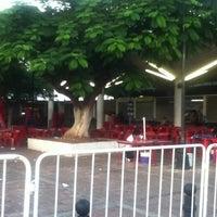 Photo taken at Mercado de Santa Ana by Roberto S. on 2/20/2012