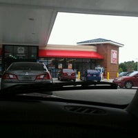 Photo taken at GATE Gas Station #1217 by Shay V. on 6/1/2012