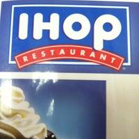 Photo taken at IHOP by Luke O. on 8/1/2012