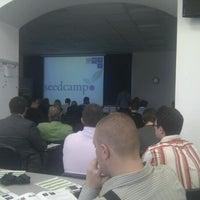 Photo taken at Visoko učilište Algebra by Tomislav B. on 6/12/2012