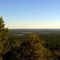 Photo taken at Top of Porter Mountain by Eric N. on 5/30/2012
