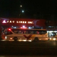 Photo taken at JAC Liner Inc. (Pasay Terminal) by Ross Ven E. on 7/24/2012