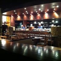 Photo taken at Sushi Zushi by Pablo L. on 6/18/2012