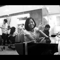 Photo taken at Glitz Hair Workz by Lily Adali ┌. on 3/7/2012