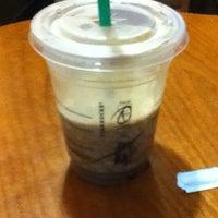 Photo taken at Starbucks by Alexandra A. on 3/26/2012