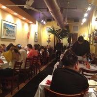 Photo taken at Cabana Restaurant & Bar by Tom M. on 8/26/2012