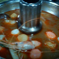 Photo taken at Restoran Nelayan by Syazwan M. on 8/8/2012