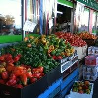 Photo taken at Footscray Market by Tram N. on 7/7/2012
