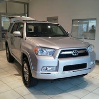 Photo taken at Holman Toyota Scion by 🚒Nick W. on 2/15/2012