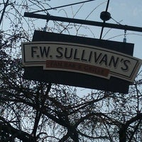 Photo taken at F.W. Sullivan's Fan Bar & Grille by Thomas Mc on 3/13/2012