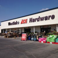 Photo taken at Ace Hardware by Bryce P. on 6/13/2012