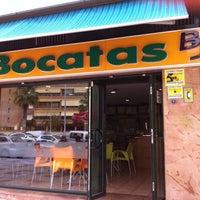 Photo taken at Bocatas Juanma by Juan on 4/17/2012